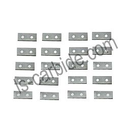 Cemented Carbide Strips Blanks With Raw Material